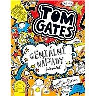 Tom Gates Geniální nápady (víceméně) - Kniha