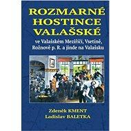 Rozmarné hostince valašské: ve Valašském Meziříčí, Vsetíně, Rožnově p. R. a jinde na Valašsku - Kniha