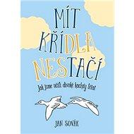 Mít křídla nestačí: Jak jsme učili divoké kachny létat - Kniha