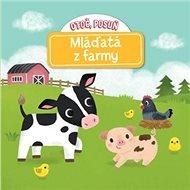 Otoč, posuň Mláďatá z farmy - Kniha