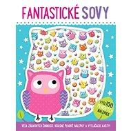 Fantastické sovy - Kniha