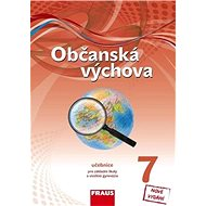 Občanská výchova 7 učebnice - Kniha
