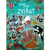 Spousta, spousta zvířat: Obrovská kniha plná zvířat ze všech koutů světa - Kniha