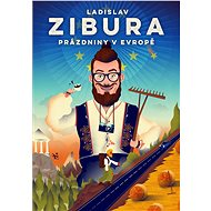 Prázdniny v Evropě - Kniha