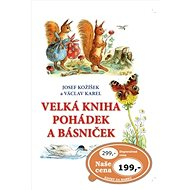 Velká kniha pohádek a básniček - Kniha