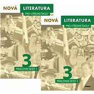 Nová literatura pro střední školy 3 Pracovní sešit (dvě části) - Kniha
