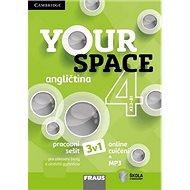 Your Space 4 Pracovní sešit - Kniha