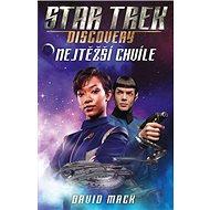 Star Trek Discovery Nejtěžší chvíle - Kniha