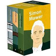 Simon Mawer 1-3: Pražské jaro, Skleněný pokoj, Mendelův trpaslík - Kniha