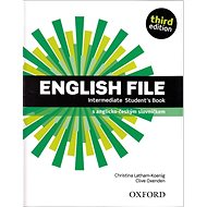 English File Third Edition Intermediate Student's Book (Czech Edition) - Kniha