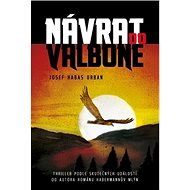 Návrat do Valbone - Kniha