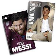 Ronaldo/Messi: Fotbaloví mimozemšťané - Kniha
