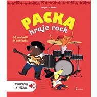 Packa hraje rock: Zvuková knížka - Kniha