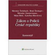 Zákon o Policii České republiky: Komentář - Kniha