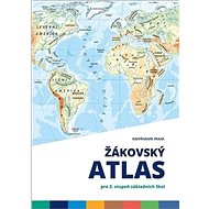 Žákovský atlas: pro 2. stupeň základních škol -