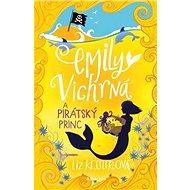 Emily Vichrná a pirátský princ - Kniha