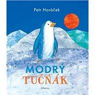 Modrý tučňák - Kniha