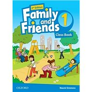 Family and Friends 2nd Edition 1 Course Book - Kniha