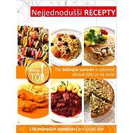 Nejjednodušší recepty - Kniha