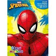 Spider-Man Čtení s maskou - Kniha