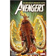 Avengers 2: Světové turné - Kniha