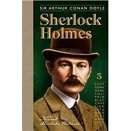 Sherlock Holmes 5: Návrat Sherlocka Holmesa - Kniha