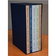 Zříceniny hradů, tvrzí a zámků 1-5: Střední, jižní, západní, severní a východní Čechy - Kniha
