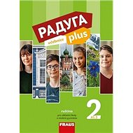 Kniha Raduga plus 2 Učebnice: ruština pro základní školy a víceletá gymnázia - Kniha