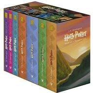 Harry Potter Sedm let v Bradavicích: 1-7 - Kniha