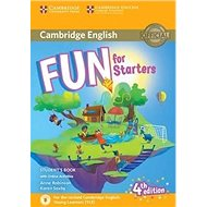 Fun for Starters Student's Book: with Audio with Online Activities - Kniha