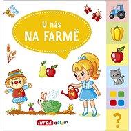 U nás na farmě - Kniha