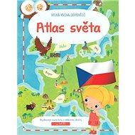 Velká kniha odpovědí Atlas světa XL - Kniha