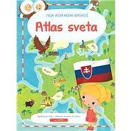Moja veľká kniha odpovedí Atlas sveta XL - Kniha