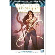 Wonder Woman Srdce Amazonky - Kniha