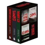 3x Samuel Bjork: V lese visí anděl, Sova, Clona - Kniha