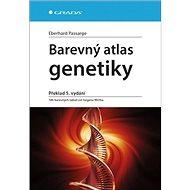 Barevný atlas genetiky - Kniha