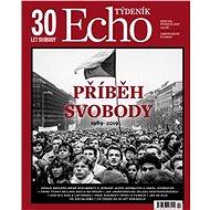 Příběh svobody: 1989 - 2019 - Kniha