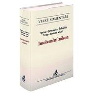 Insolvenční zákon: Komentář - Kniha