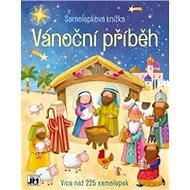 Samolepková knížka Vánoční příběh: Více než 225 samolepek