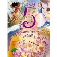 Princezna 5minutové pohádky - Kniha