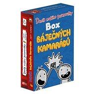 Box báječných kamarádů: Deník malého poseroutky a Deník báječného kamaráda
