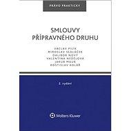 Smlouvy přípravného druhu - Kniha