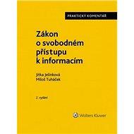 Zákon o svobodném přístupu k informacím - Kniha