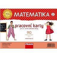 Matematika 2 pro ZŠ pracovní karty - Kniha