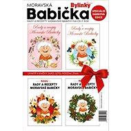 Moravská babička: Rady a recepty Moravské babičky na celý rok - Kniha