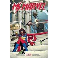Ms. Marvel Generace Proč