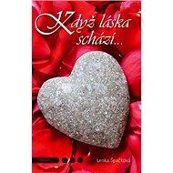 Když láska schází - Kniha