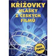 Křížovky Hlášky z českých filmů: Velká písmena - Kniha