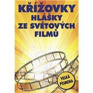 Křížovky Hlášky z světových filmů: Velká písmena - Kniha