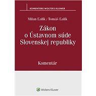 Zákon o Ústavnom súde Slovenskej republiky - Kniha